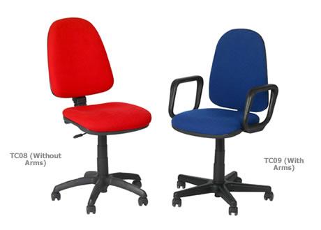 Mars Typist chair
