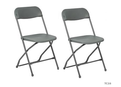 Samson folding chair