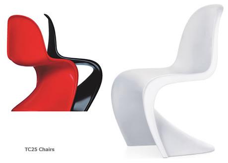 Panton Side Chair