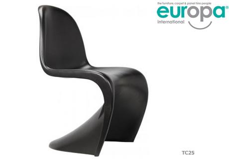 Black Panton Chair