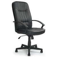 Buckingham Executive Leather Swivel Chair hire