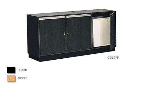 Executive sideboard unit with fridge