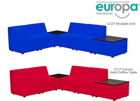 Coronet lounge chair