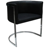 Black Tub Chair hire
