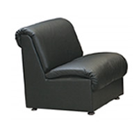 Buckingham Leather Chair hire