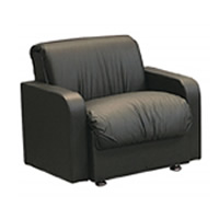Buckingham Leather armchair hire