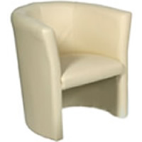 Leather Hire Tub Chair hire