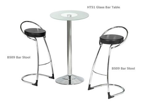 Milan backed bar stool hire