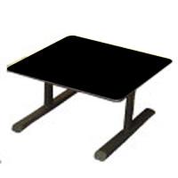 Cobra square coffee table hire