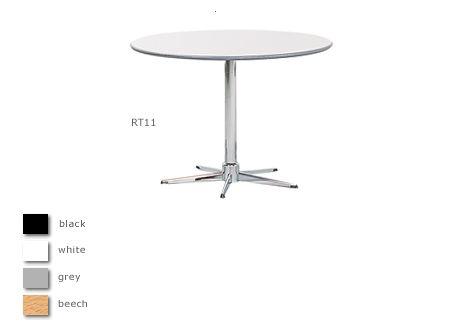 Osiris 3' chrome base round table