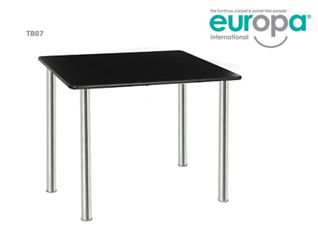 Sanders 2'6'' Square Table