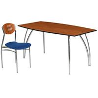 Apollo Contoured Table hire