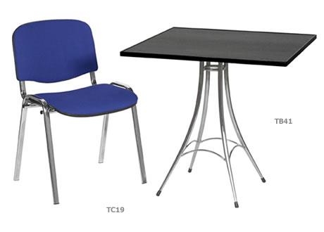 Maia 2'6'' Square Table
