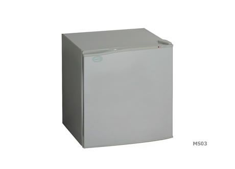 1 Amp Mini-fridge - 1 cubic foot (31 litres)
