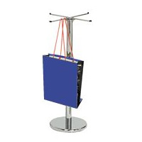 Carrier bag holder post hire