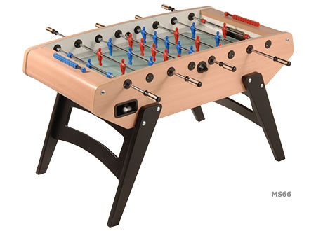 Twin Tower Football Table