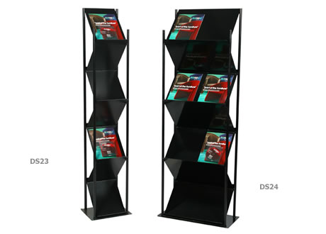 A3 7 Sided Literature Stand
