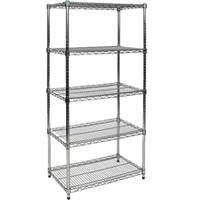 5-shelf display stand