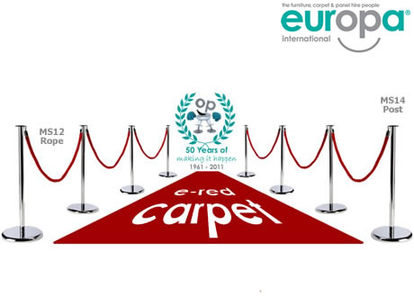 Red Carpet - Price on Application