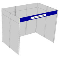 Exhibition Shell Scheme Stand Hire hire