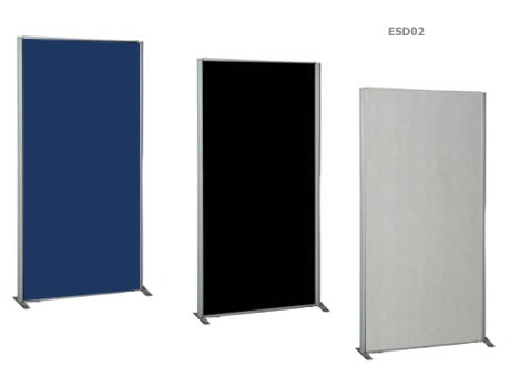 Free standing panel - 6'6