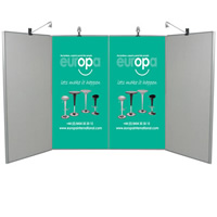 2m x 0.95m Graphic Panels Only hire