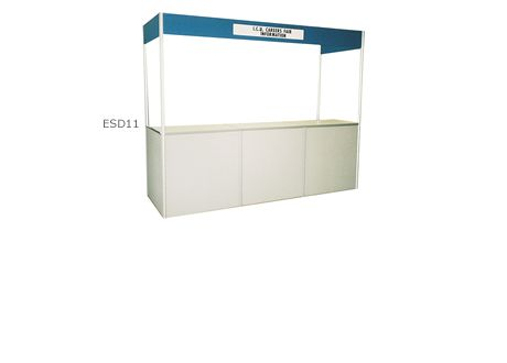 Sales reception counter