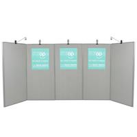 5 Panel Display Board - Lighting seperate hire