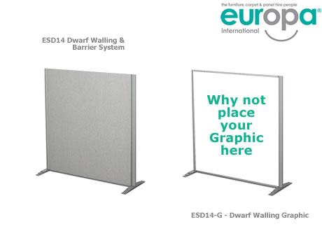 Dwarf Walling Barrier System