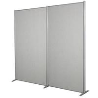 2M Freestanding Display Panel Hire hire