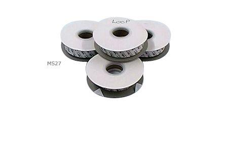 100 tabs velcro 20mm style loop
