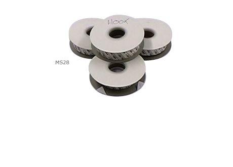 100 tabs velcro 20mm style hook