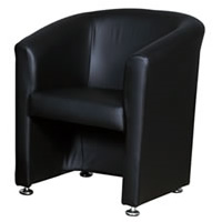 Leather Clubchairs hire