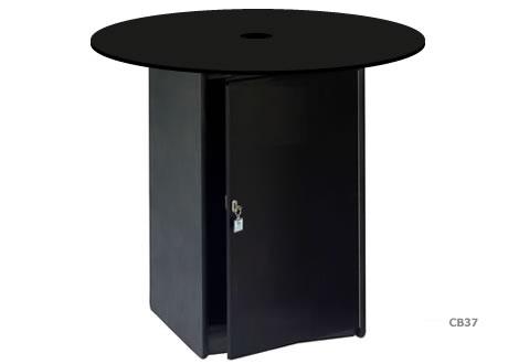Black Computer Terminal