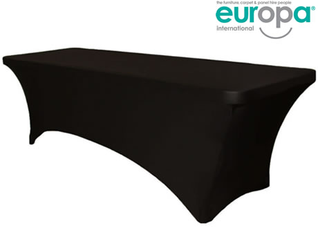 6' Table with Wrap