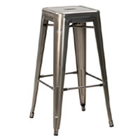 Tolix Bar Stool hire