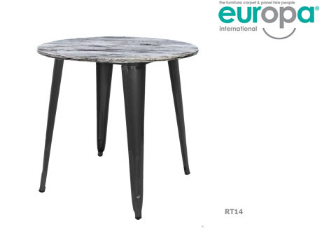 Costwold 2'6 Round Table