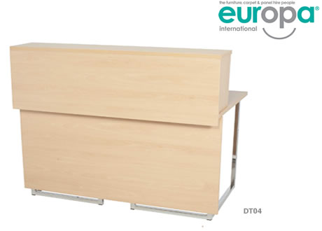 5' Kouros Reception Desk