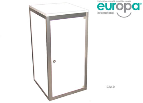 Narrow Storage Cupboard